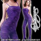 美國selebritee-紫色迷情性感連身貓裝-120