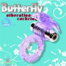 APHRODISIA-Butterfiy 蝴蝶震動持久環-紫