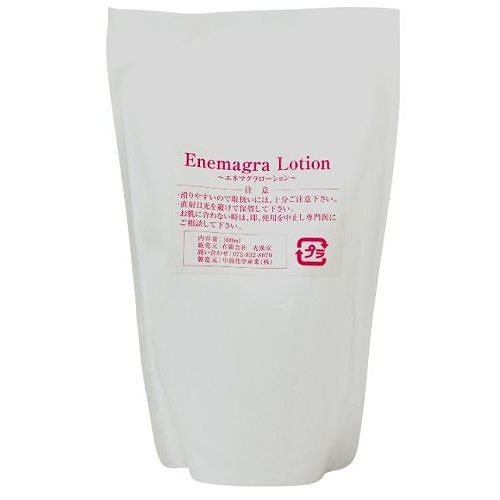 Enemagra 潤滑液補充包-500ml