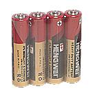 購物滿500元贈送HENGWEI 4號環保碳鋅電池 4入