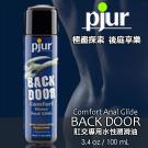 德國Pjur-BACK DOOR肛交專用水性潤滑液 100ML