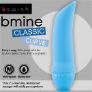 美國Bswish-Bmine Classic Curve 5段變頻我的經典G點按摩器-藍