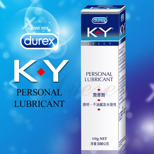 Durex-KY潤滑液 100g