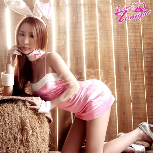 Sexy性感-兔女郎(愛在今夜)T9255-粉-F