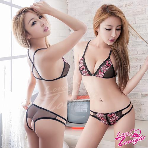 Sexy性感-比基尼(愛在今夜)T3174黑-F+丁