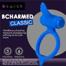 美國BSwish-Bcharmed Classic著迷經典型5段變頻震動環-彩藍色