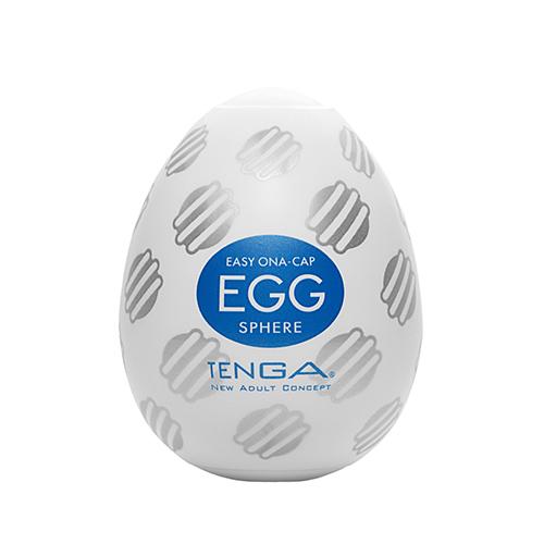 日本TENGA-EGG-017 SPHERE 球體串連型自慰蛋