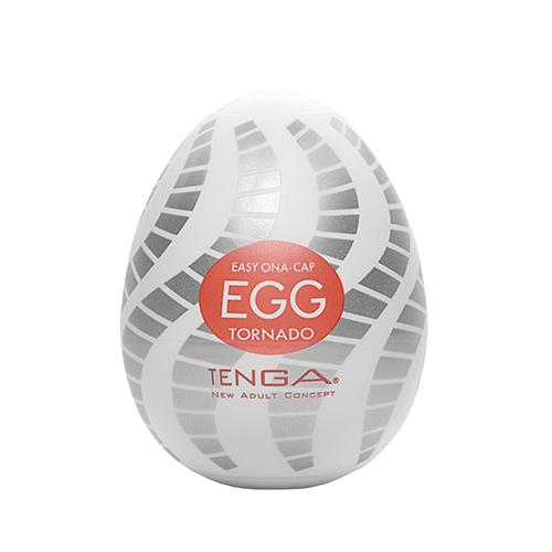 日本TENGA-EGG-016 TORNADO 螺旋鋸齒型自慰蛋